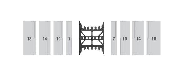 Casseri per murature antisismiche a basso consumo energetico