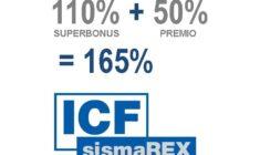 Ricostruzione post sisma e superbonus 110%: comulabilità degli incentivi e possibilità di arrivare al 165%